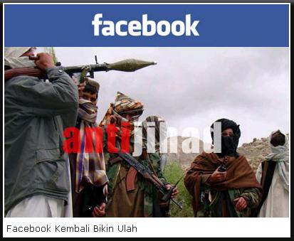 Facebok anti jihad
